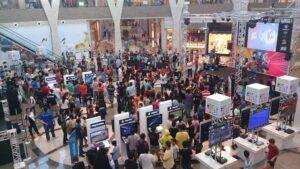 Museu do Videogame que ocorreu em Fortaleza